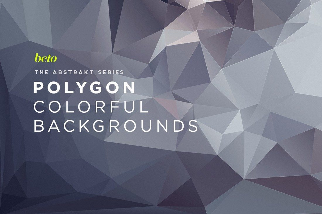 20+ Beautiful Geometric & Polygon Background Textures 51