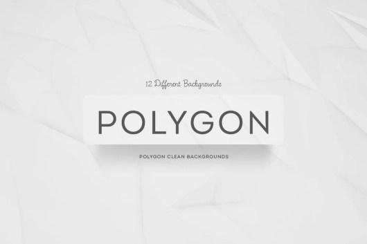 Polygon Clean Backgrounds