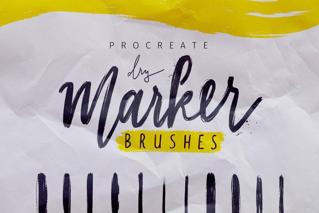 30+ Best Procreate Brushes 53