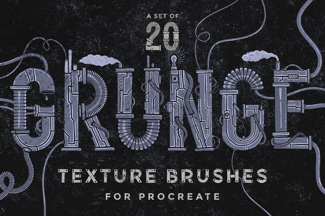 30+ Best Procreate Brushes 51