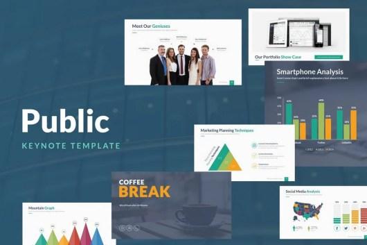 Public - Keynote Template