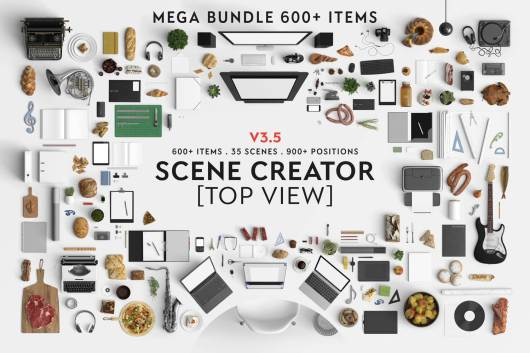 Scene-creator-top-view