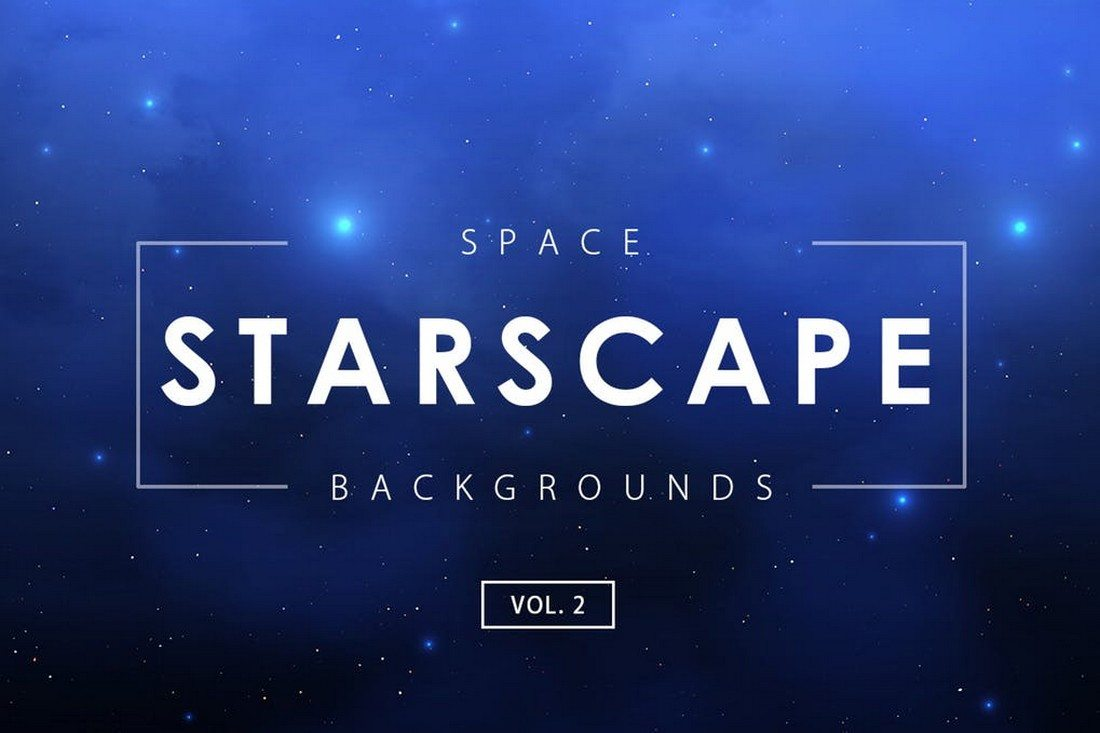 20+ Best Space & Nebula Background Textures 40