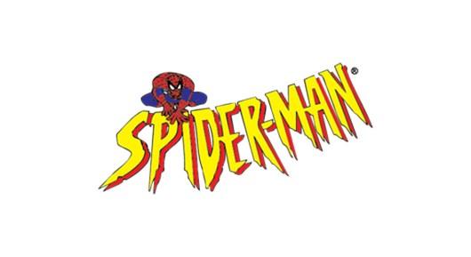 Spiderman Logo Template