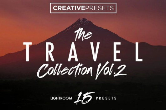 The Travel Collection - Lightroom Presets Vol.2