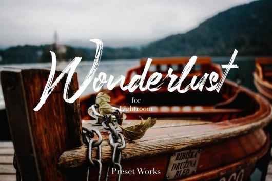 The Wonderlust Landscape Lightroom Collection