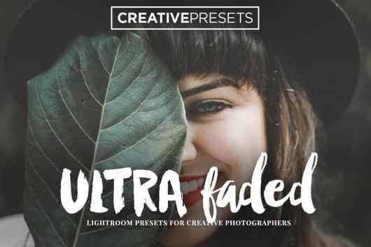 UltraFaded Modern Lightroom Presets