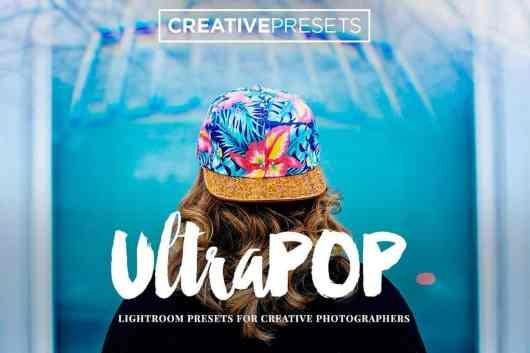 UltraPOP HDR Lightroom Presets