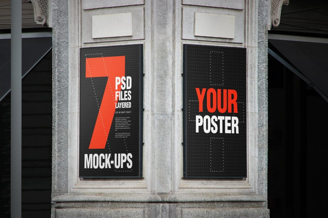 And receive the download link by mail. 40 Best Poster Mockup Templates 2021 Design Shack