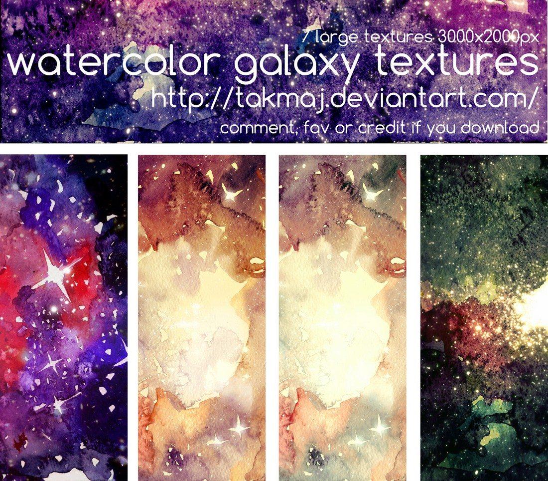 20+ Best Watercolor Background Textures 27