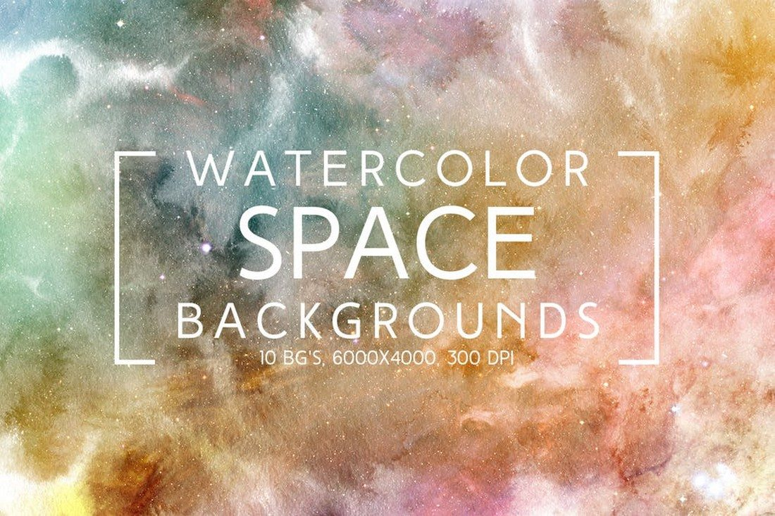 20+ Best Space & Nebula Background Textures 33