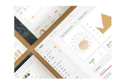 Zapily - Responsive Bootstrap Admin Template