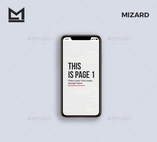 animated iPhone XS Mockups