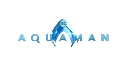 aquaman movie logo template