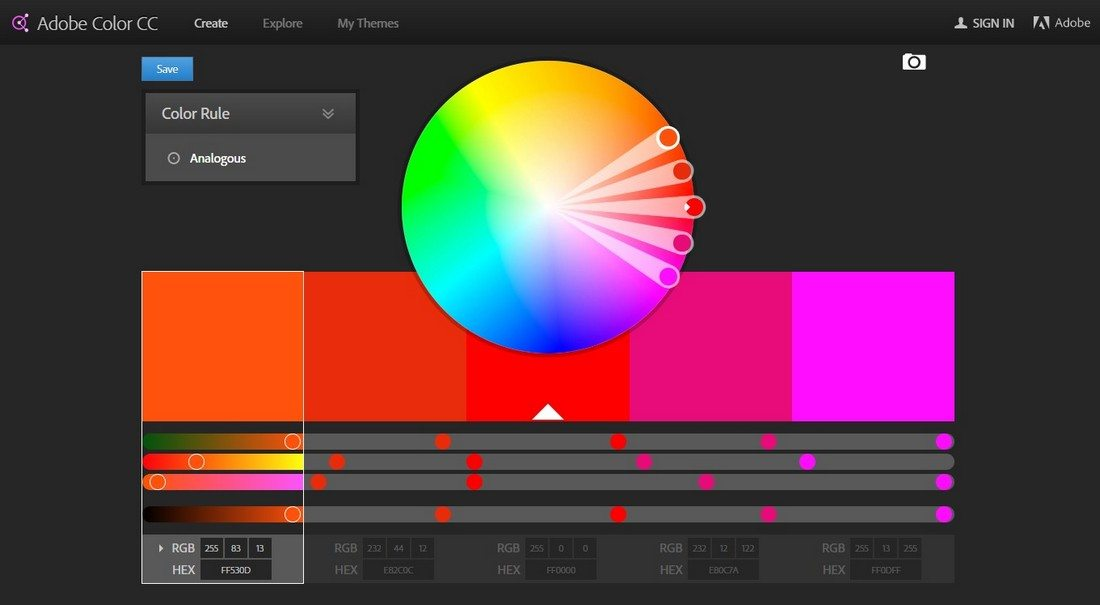 10 Best Tools & Tips for Choosing a Website Color Scheme 13