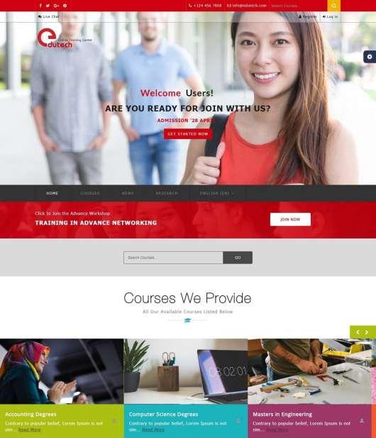 edutech-moodle-theme