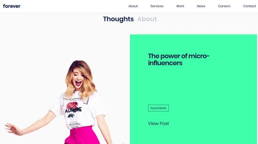 best website color