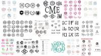 Wedding Monogram Logo Ideas, Tips & Advice | Design Shack
