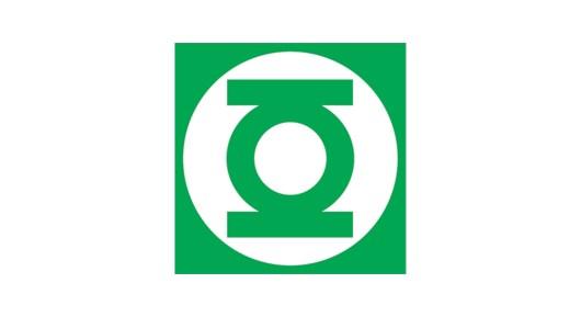 green lantern corps logo template