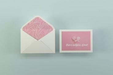 20+ Greeting Card Mockup Templates (Free & Premium)
