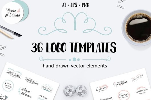 illustrator logo templates