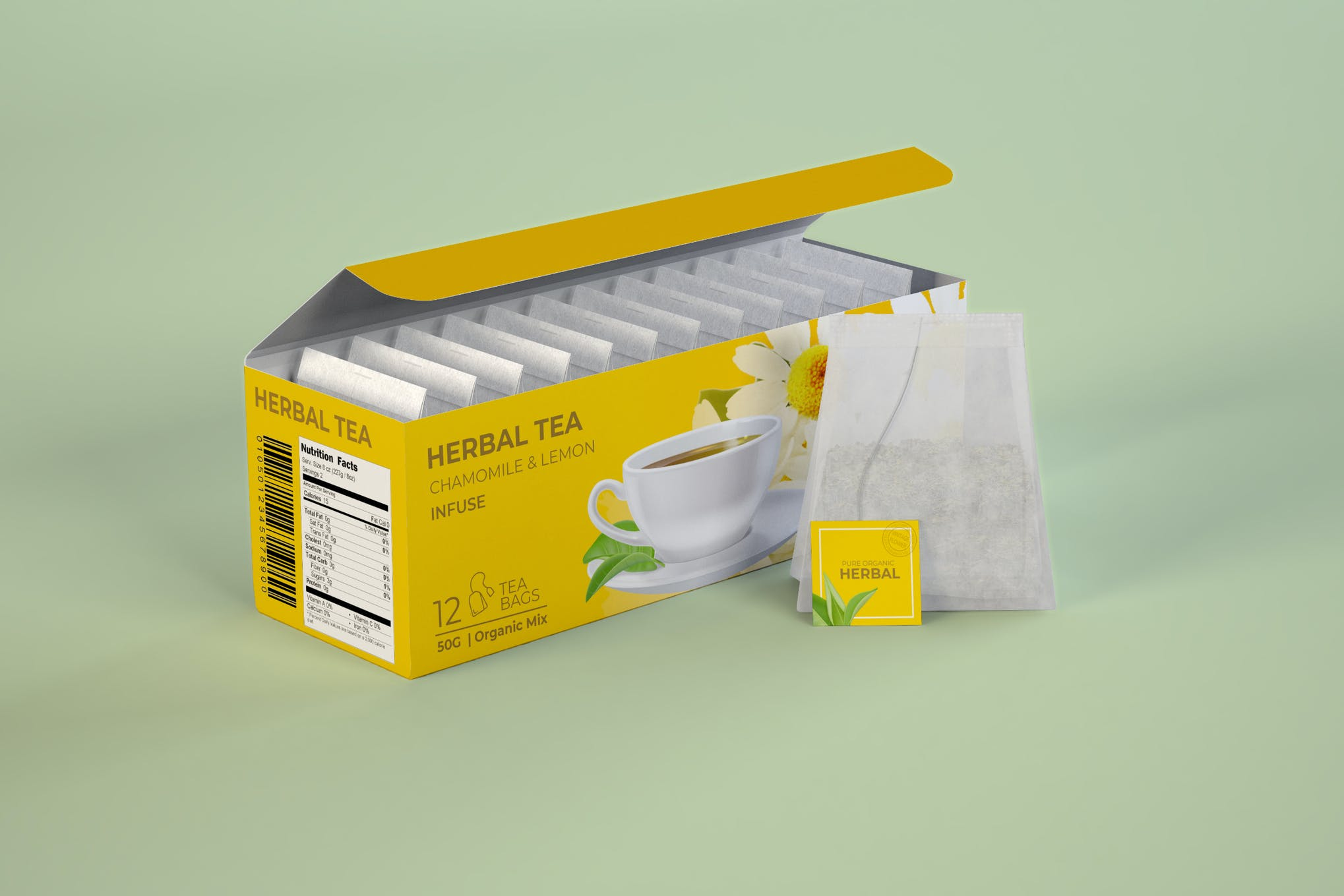 Learn more about tea bags for eyes in this article. 60 Stunning Food Drink Packaging Design Mockups Design Shack