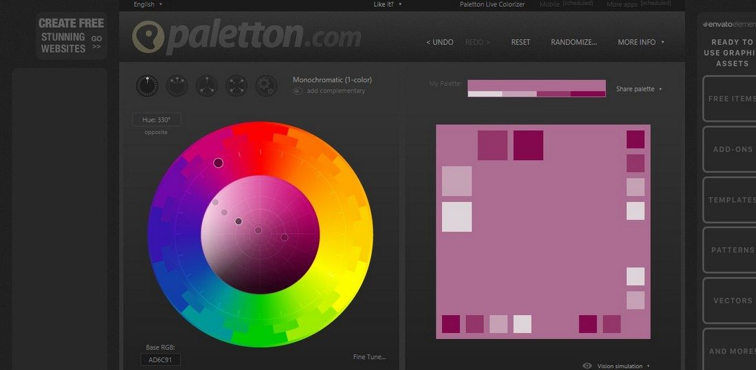 10 Best Tools & Tips for Choosing a Website Color Scheme 18