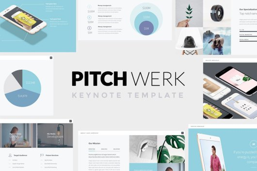 how to make a pitch deck