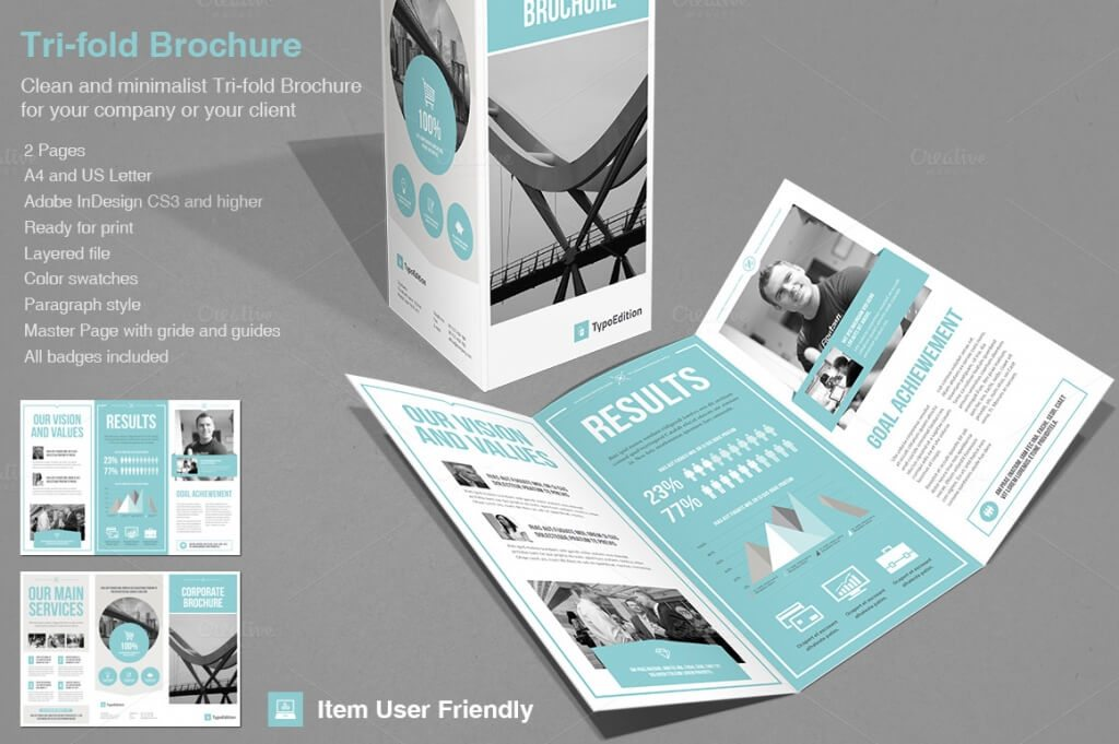 preview trifold 2 o 1024x681 - 70+ Modern Corporate Brochure Templates