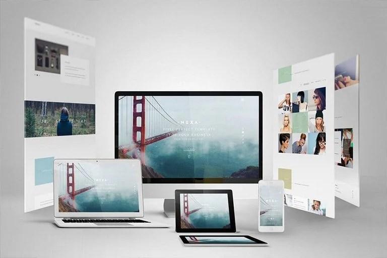 30 best responsive website