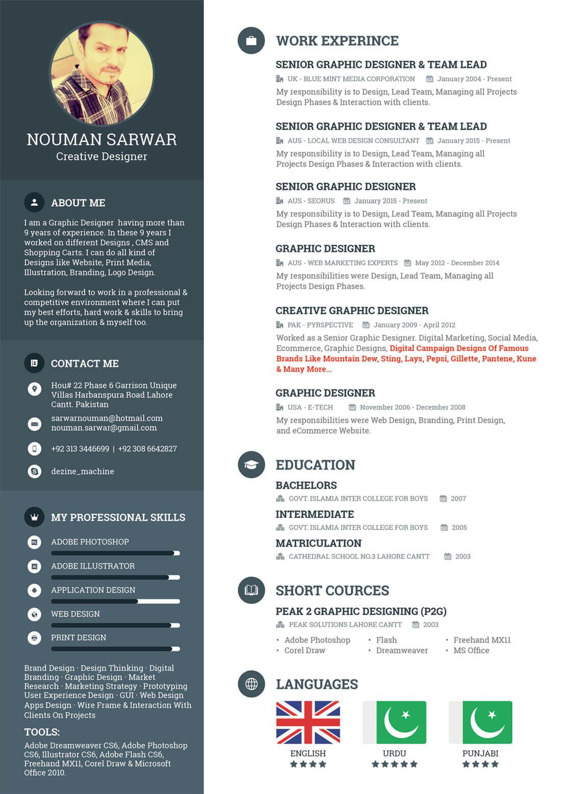 10 Skills Every Designer Needs On Their Resume Design Shack