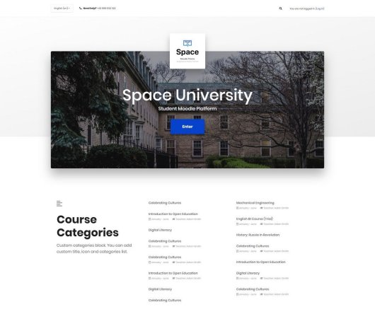 space-moodle-theme