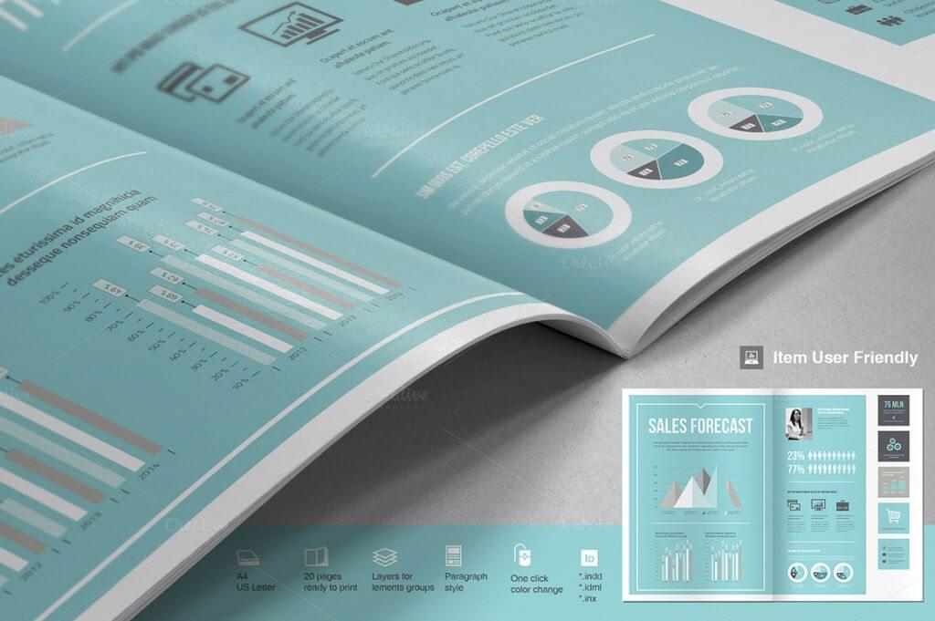 spreed o 1024x681 - 70+ Modern Corporate Brochure Templates