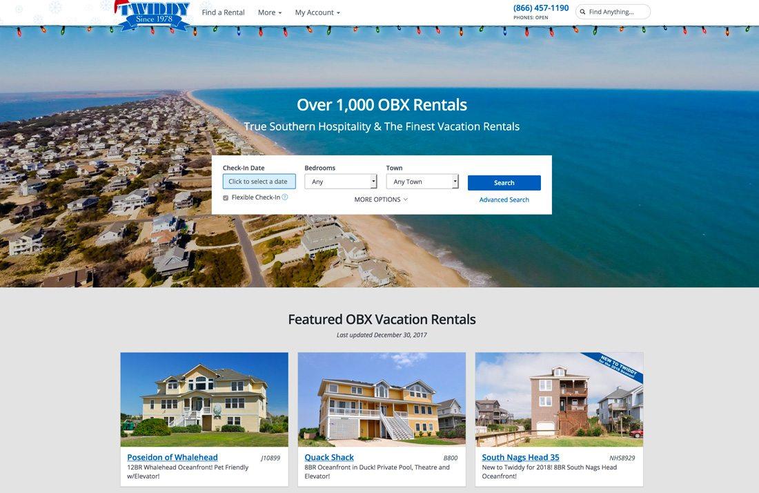 website personalization