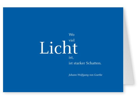Zeitgeist Licht Spruche Zitate Echte Postkarten