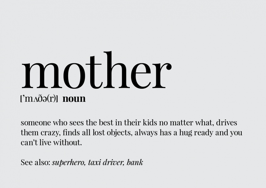 mother definition mother s