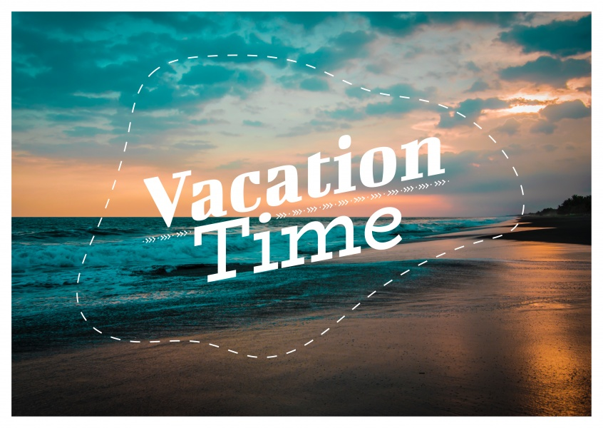 Vacation Time Wisdom Sayings Quotes Cards Send Real Postcards Online