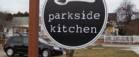 The Kitchen Table & Parkside Kitchen Signs by Design Signs