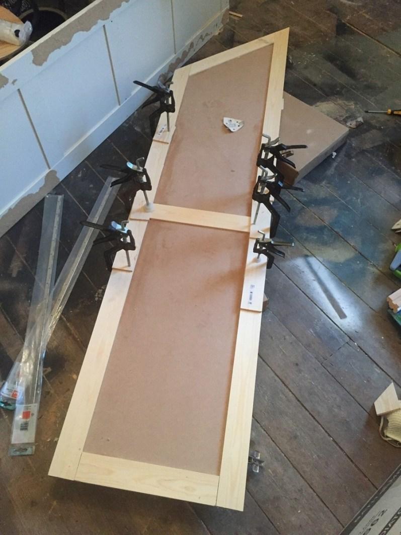 door construction for the PAX hack.