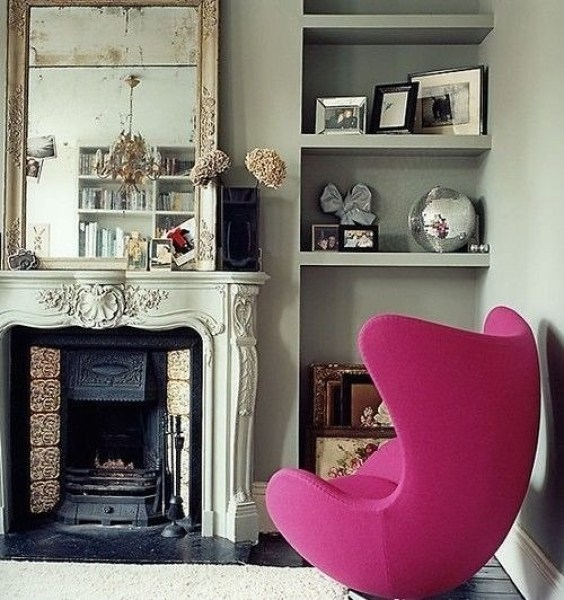 colour inspiration; chalk grey