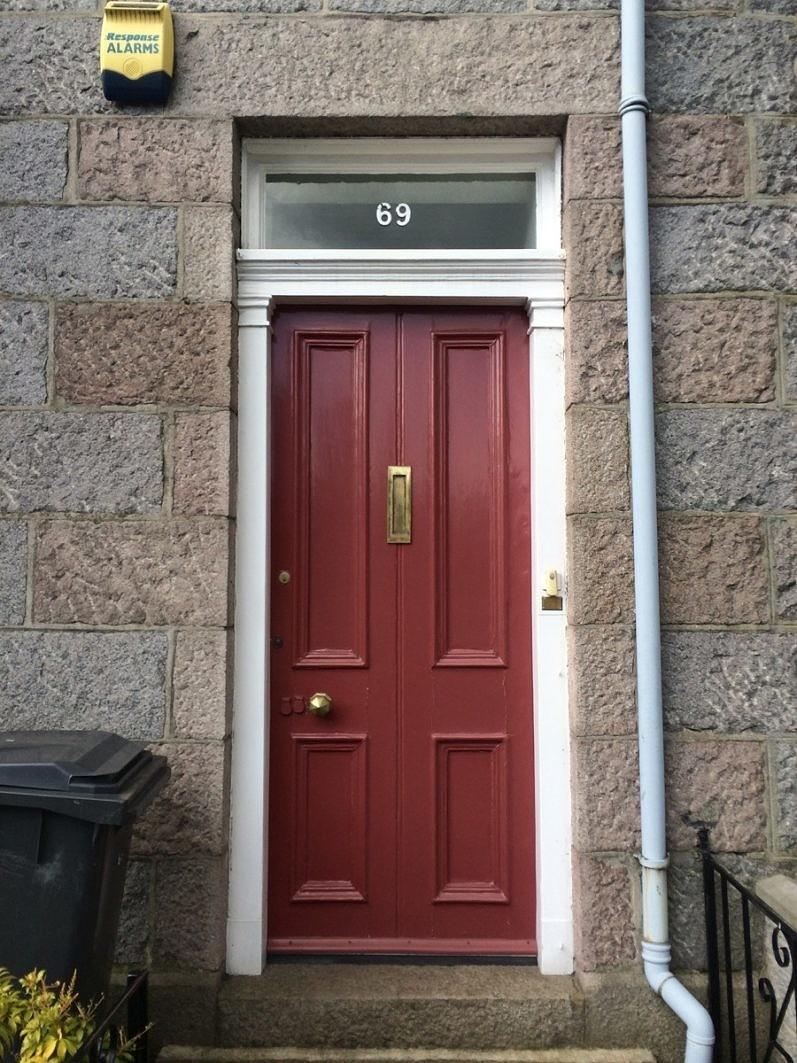 Front Door Makeover.