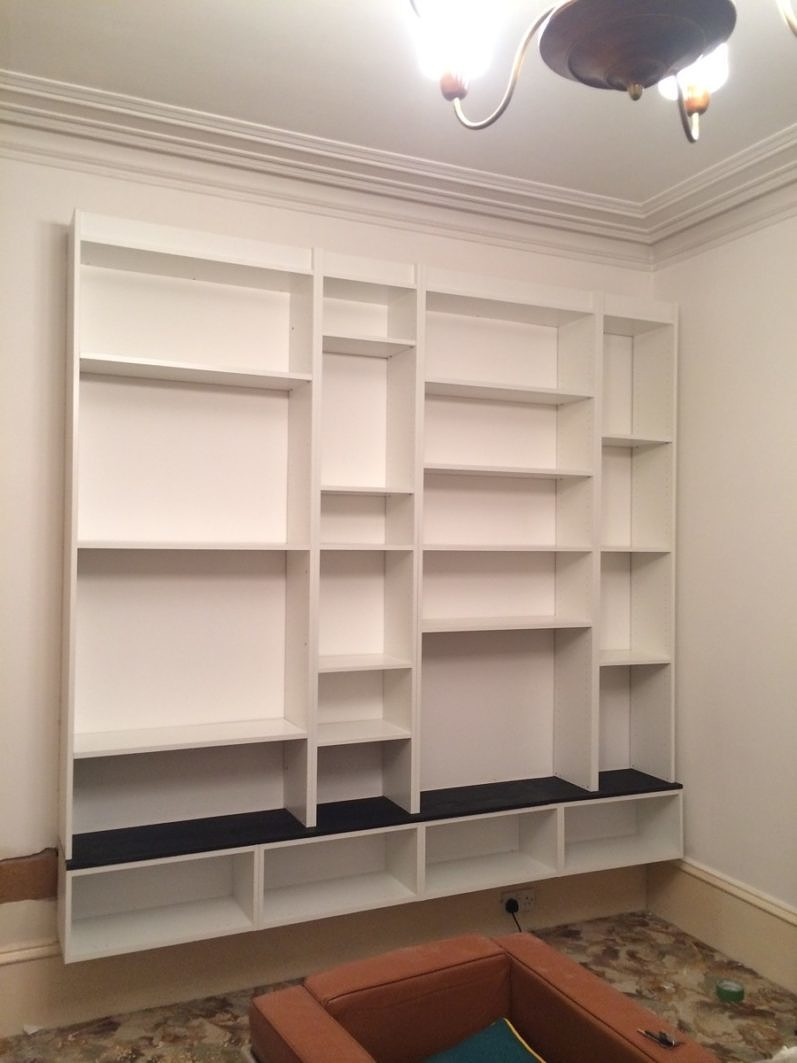 Billy bookcase hack original