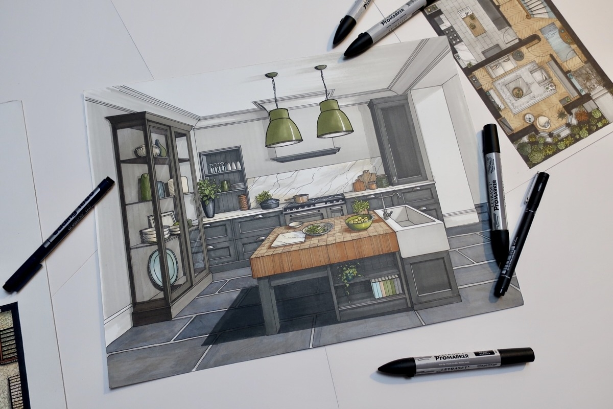 Kitchen Planning; Inspiration And First Thoughts