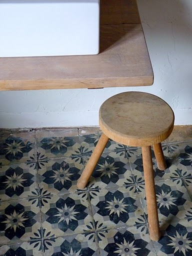 French Ceramic Patterned Tiles