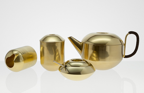 Tom Dixon Form Tea set range