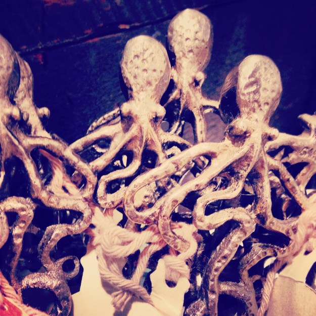 Octopus Spoons, Anthropologie