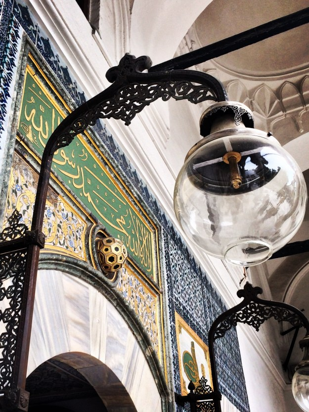 Istanbul bloggers guide - architecture wallpaper city guide