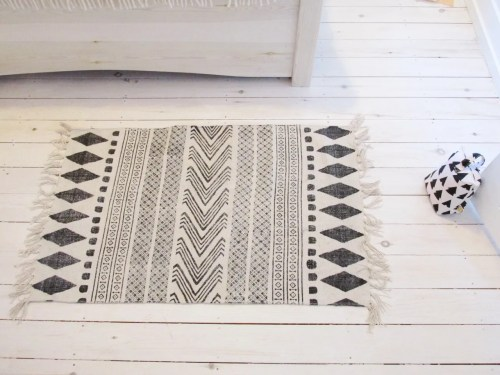 whitewashed scandi floor