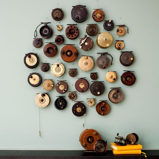 Fishing Reel collection