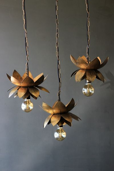 brass-flower-ceiling-light-lotus-rockett-st-george